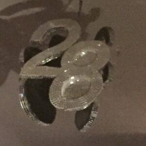No28 Glitter Ball