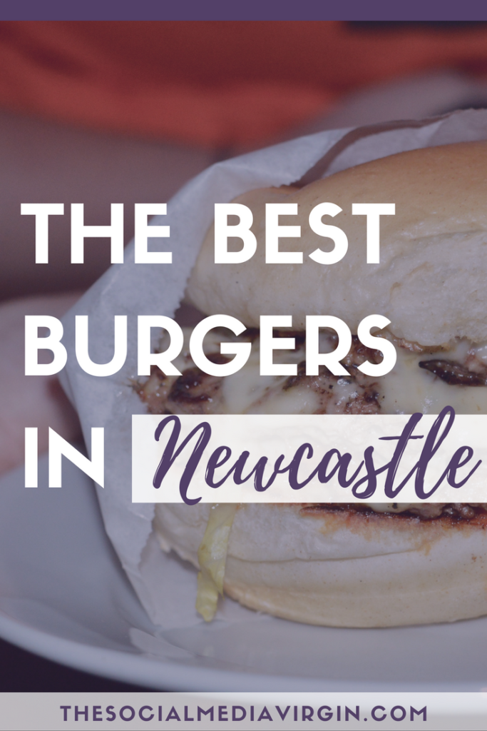 Newcastle's Best Burger the Meat:Stack 1