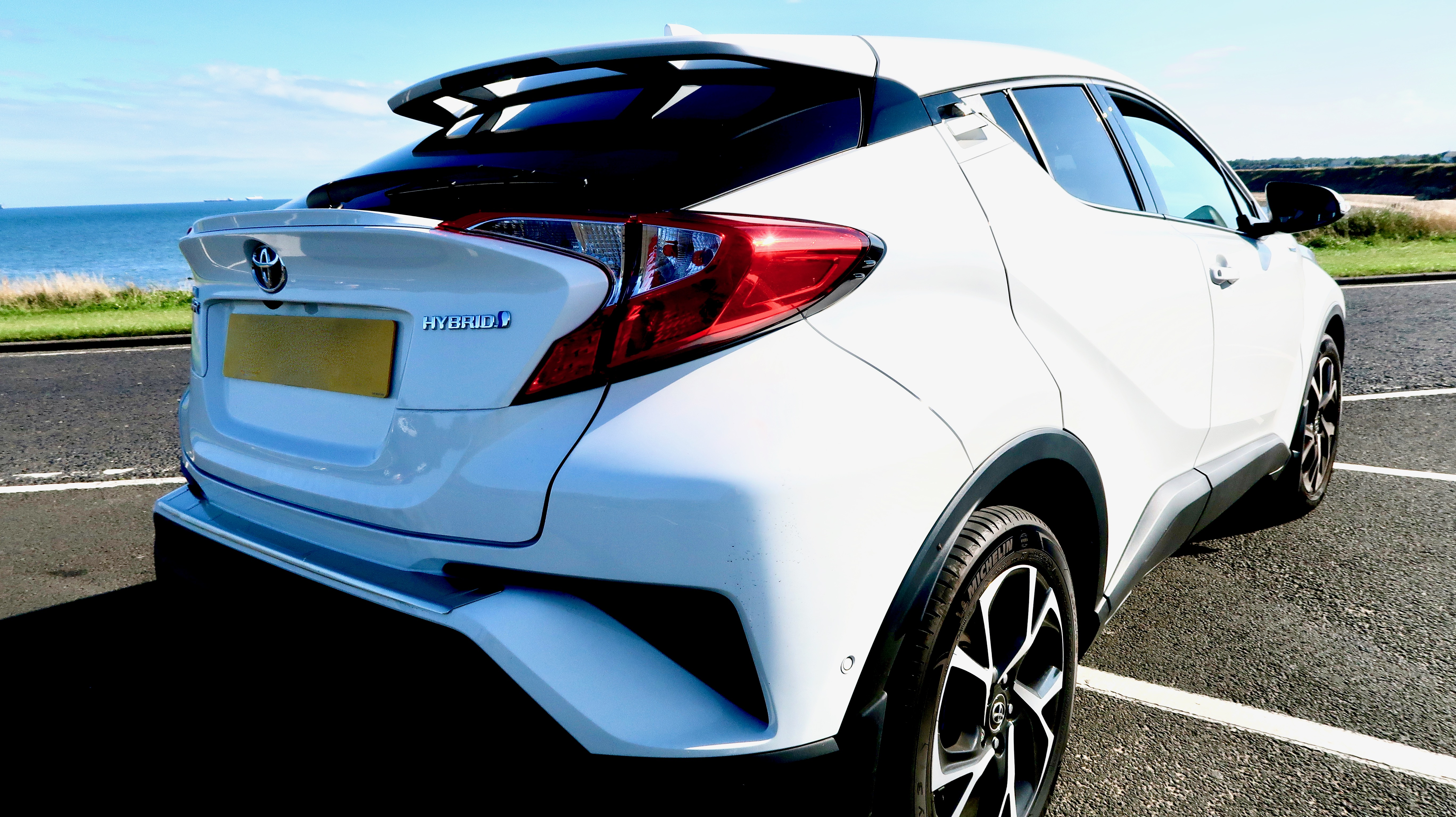 Eco Friendly Hybrid Toyota C-HR Full Review | Car Review | The Social Media Virgin Mature Lifestyle Blogger