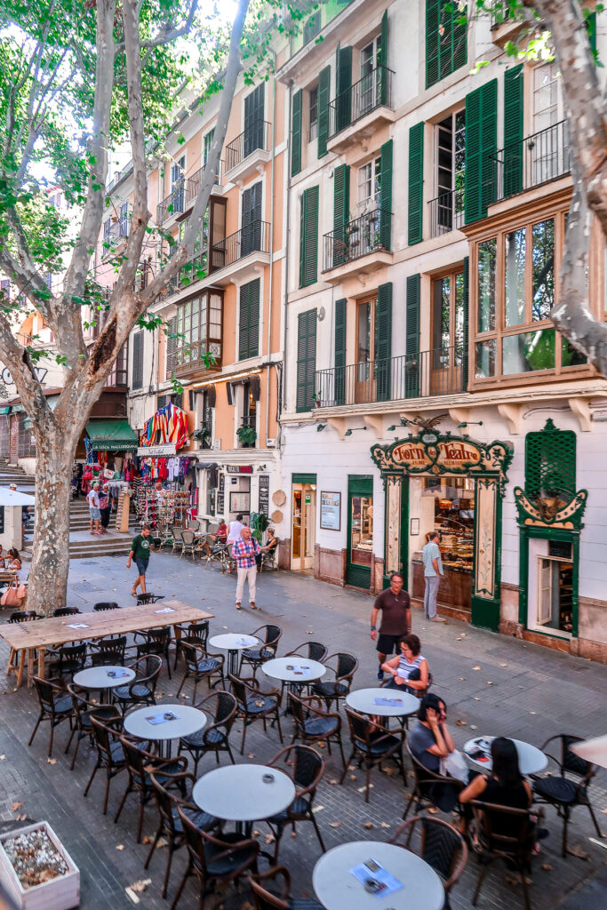 How to spend an afternoon in Palma 7