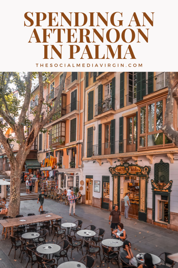 How to spend an afternoon in Palma 11