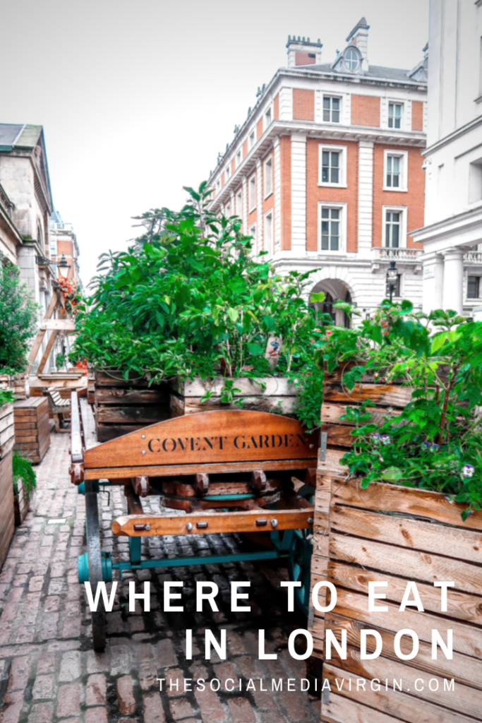 3 Restaurants You'll Want To Dine At When In London 7