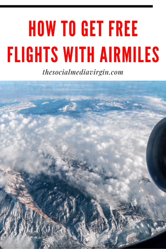 3 Tips How To Get Free Flights With Airmiles 6