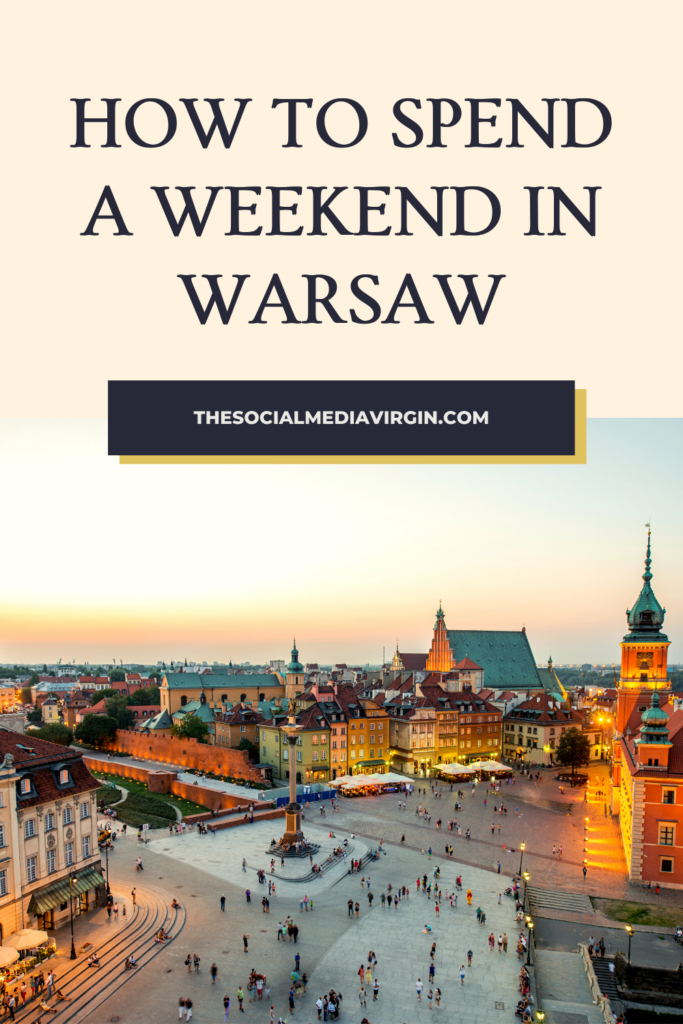 What is there to see and do in Warsaw | Short-breaks weekend away | Travel Guide | The Social Media Virgin Travel Blog