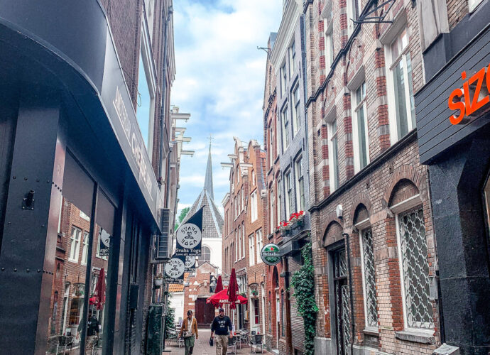How to spend 5 hours in Amsterdam | Travel Guide | The Social Media Virgin