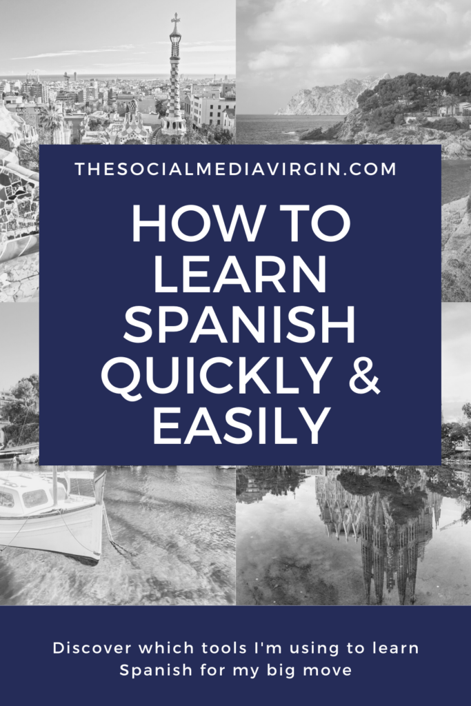 Learn Spanish easily and quickly with Duolingo | Moving to Spain | The Social Media Virgin